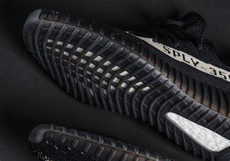 Adidas Yeezy Boost 350 V2 Black White Mirror Quality yeezy boost 350 v2 black white release date sneakernews