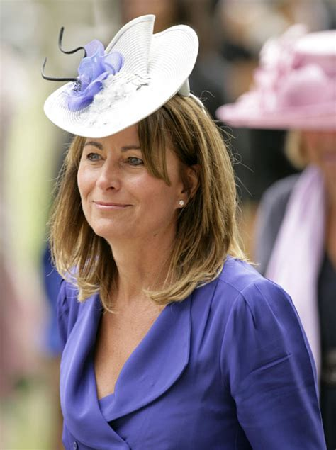 carol middleton hair styles kate middleton s first speech delivered for the opening of