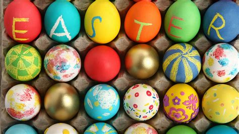 colorful easter eggs wallpaper colorful easter egg 1920x1200 hd picture image
