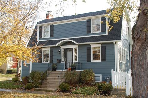 dutch colonial roof lagrange il dutch colonial home in james hardie siding