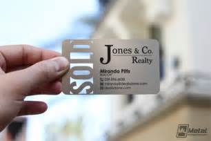 creative business cards for real estate agents 15 cool real estate business cards printaholic