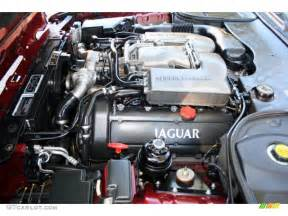 Jaguar V8 Engine 2001 Jaguar Xj Xjr 4 0 Liter Supercharged Dohc 32 Valve V8