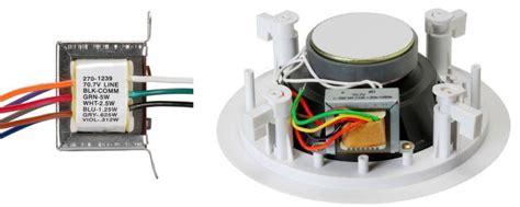 70 volt speakers residential wiring diagram 43 wiring