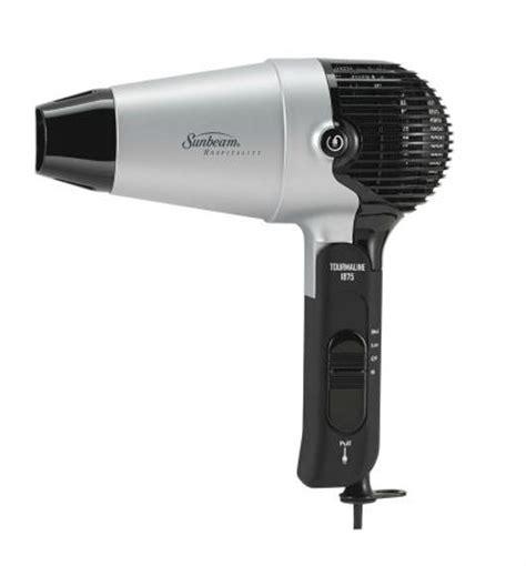 Sunbeam Hair Dryer Ebay sunbeam hd3004 005 00c folding hair dryer retractable cord