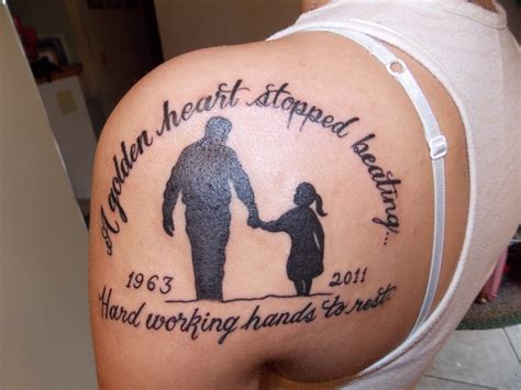 daddy tattoos tattoos designs ideas and meaning tattoos for you