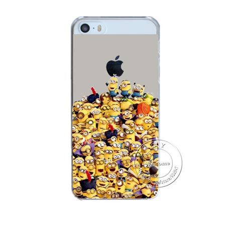 Minion Iphone 5 5s minion os tok iphone 5 5s