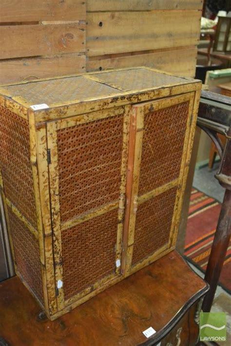Wicker Cabinets With Doors by Wicker Front 2 Door Cabinet