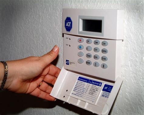 reliable home security system from adt easy installation
