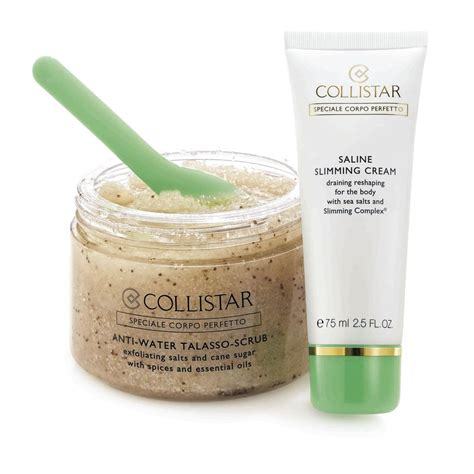 Slimming Scrub 3 Days collistar talasso scrub anti water saline slimming