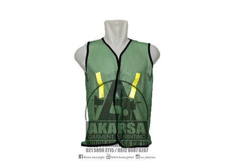 Jaket Kaos Olahraga Klo 383 rompi