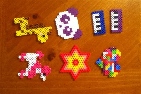 what to do with perler bead creations perler bead creations batch 2 by minecraftmusic75 on