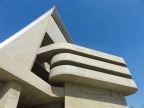 Le corbusier gymnasium building baghdad e architect