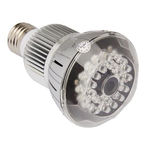 Bulb L Led Hd 1080p Wifi Kamera Pengintai Lu B hd 1080p mini wifi ip light bulb motion detection cctv ebay