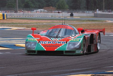 mazda  le mans race car photo gallery