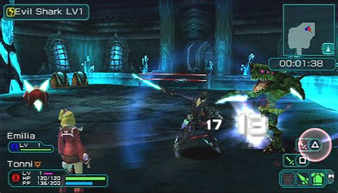 phantasy portable 2 infinity gameplay gallery for gt phantasy portable 2 gameplay