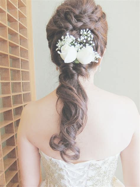 Wedding Hairstyles Korean by 7 Korean Inspired Wedding Hairstyles Vanitee Trends