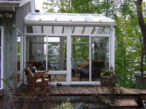 backyard solarium 35 best images about covered basement door on pinterest