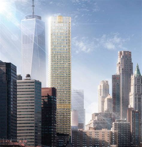 concept design new york early concept design for new york city skyscraper by