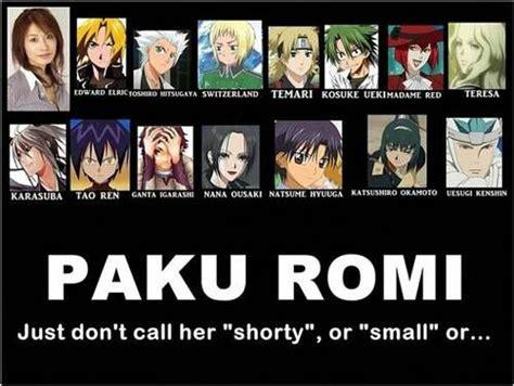anime voice actors seiyuu paku romi black butler pinterest posts parks