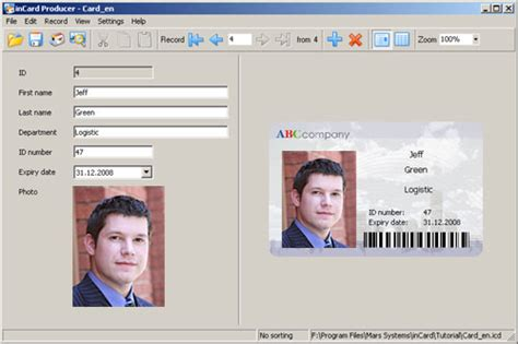 id card software id card software