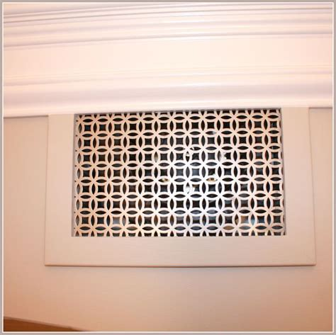 Decorative Air Return Vent Covers by Decorative Vent Air Return Duct Cover Decorative Vent