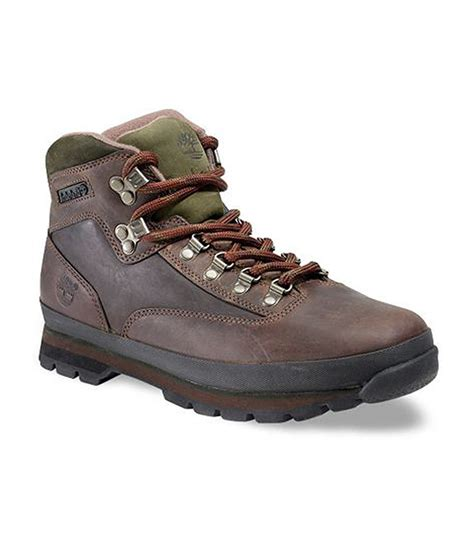 mens timberland hiking boots timberland quot hiker quot hiking boots in brown for lyst