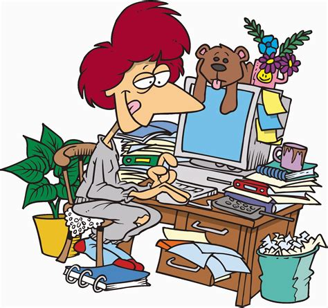 clipart divertenti desk clipart cliparts co