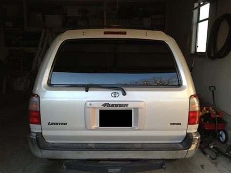 Painting 4runner Valance by Spoiler Paint Color Toyota 4runner Forum Largest