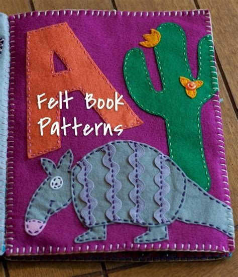 felt pattern book download felt book patterns felt story s pinterest
