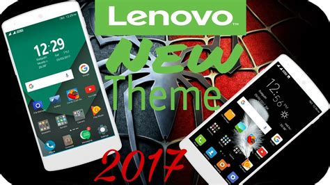 lenovo themes import how to import lenovo new themes without root 2017