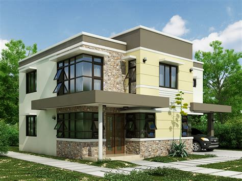 Design Of Home Architecture Plan Contemporary Homes Plans Interior