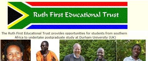 Southern Mba Application Deadline by Ruth Educational Trust Scholarships 2018 2019 For