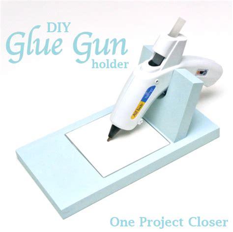 Simple Glue 1 simple sleek glue gun holder hometalk