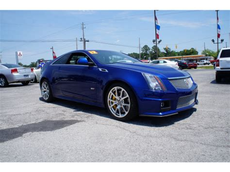 Cadillac Cts V Used by Used 2012 Cadillac Cts V Coupe