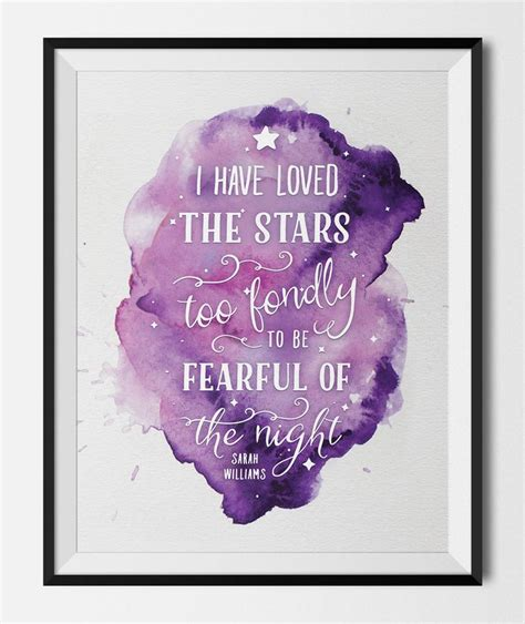printable wall art loved  stars stuff   wall