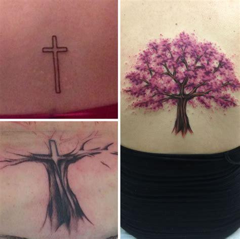creative cover  tattoo ideas  fix  tattoo fails