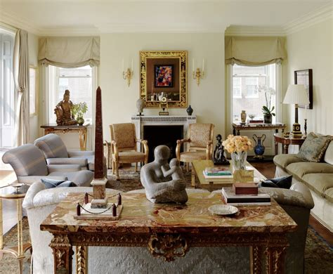 michael s smith traditional living room by michael s smith inc by