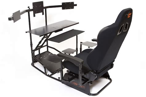 Good Race Car Style Gaming Chair #10: Volair-Sim-Flight-Simulator-Cockpit.jpeg