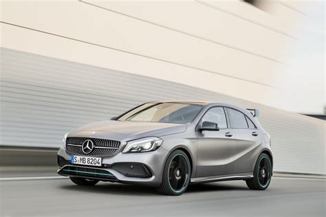 mercedes supercar 2016 2016 mercedes a class receives subtle makeover new super