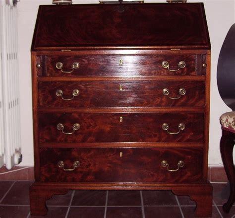 mobili inglesi antichi mobili inglesi stile navale mogano fiammante