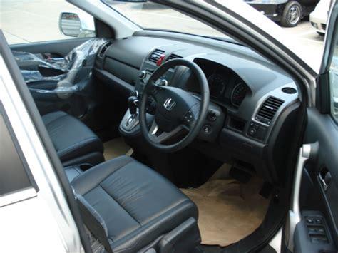 Interior All New Crv by Honda Crv 2009 2008 2007 2006 Buy New Used At Soni Motors