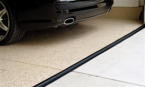 Garage Door Threshold Kit by Tsunami Garage Door Threshold Seal Kit Groupon