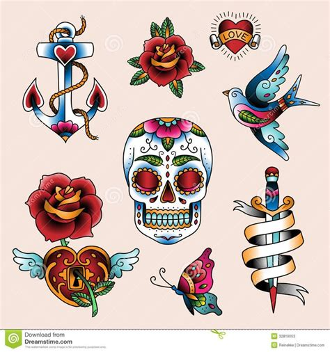tattoo flash new traditional 100 best images about traditional new school tattoos and