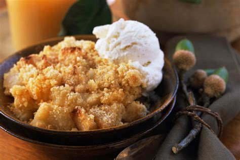 easy baked apple crisp dessert recipe