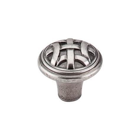 Top Knobs Tuscany by Top Knobs M163 Tuscany Collection Celtic Small Knob 1 Inch