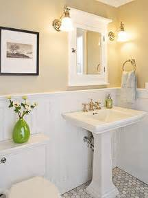Bathroom Beadboard Ideas Clean Classic And Practical Bathroom Newlywoodwards