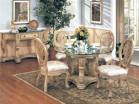 round formal dining room sets elegant dining table round glass top dining table round glass formal dining room table set