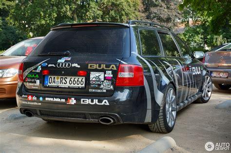 Audi Aplus by Audi Rs6 Plus Avant C5 26 Juli 2013 Autogespot