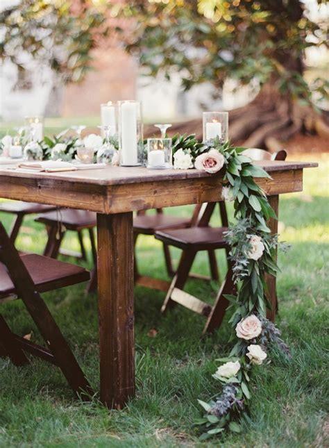 25  best ideas about Farm table wedding on Pinterest