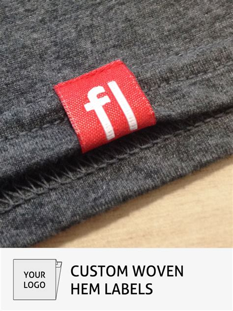 Hoodie Chion Ful Tag Label relabelling custom clothing tags and labels label